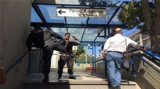 Τραγωδία στο Μοσχάτο: 14χρονη κοπέλα αυτοκτόνησε στις γραμμές του ΗΣΑΠ!