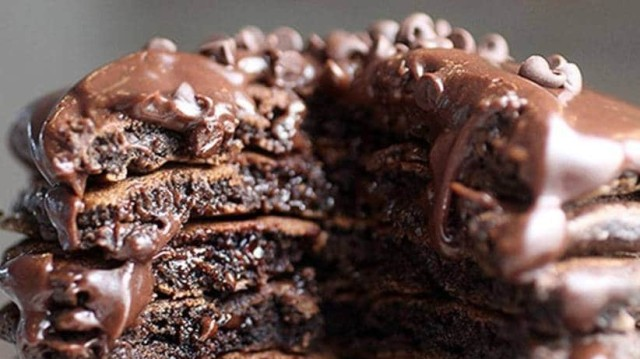 Κόλαση: Σοκολατένια pankakes!