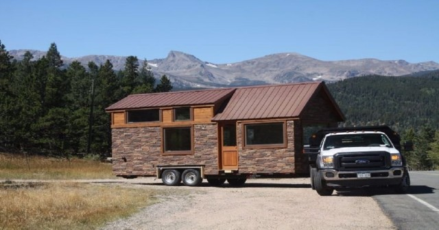 Το σπίτι που μεταφέρεται παντού και κοστίζει όσο ο ετήσιος μισθός σας!