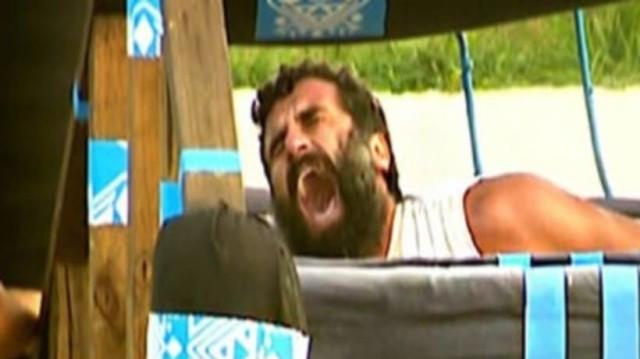 Survivor: Σόκαρε ο τραυματισμός του Χικμέτ! Θα επιστρέψει στο παιχνίδι; (Video)