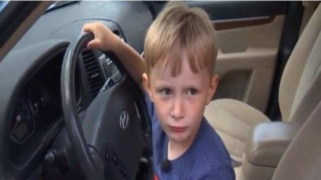 Απίστευτο: 4χρονος κλέβει το αυτοκίνητο του παππού του για να αγοράσει σοκολάτες! (Video)