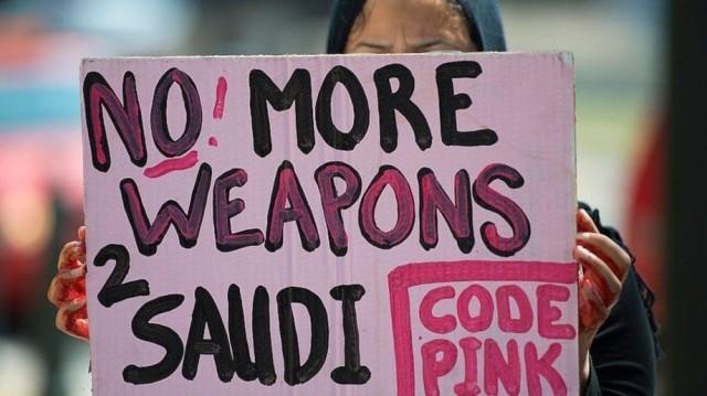 Βρετανία: Δεν θα πουλάει όπλα στην Σαουδική Αραβία!