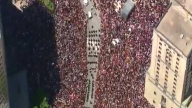 Τορόντο: Πυροβολισμοί και τραυματίες στην παρέλαση των Ράπτορς!