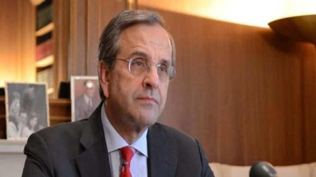 Αντώνης Σαμαράς: Θα κλείσει μια άσχημη σελίδα στην ιστορία στις 7 Ιουλίου!