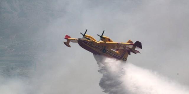 Συναγερμός στη Ξάνθη: Φωτιά σε δασική περιοχή!