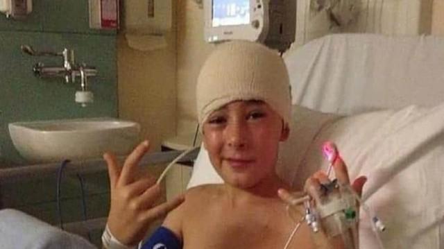 Ο πιτσιρικάς που… νίκησε τον καρκίνο: Του είπαν πως έχει 18 μήνες ζωής και 5 χρόνια μετά αναμένεται να «καθαρίσει»!