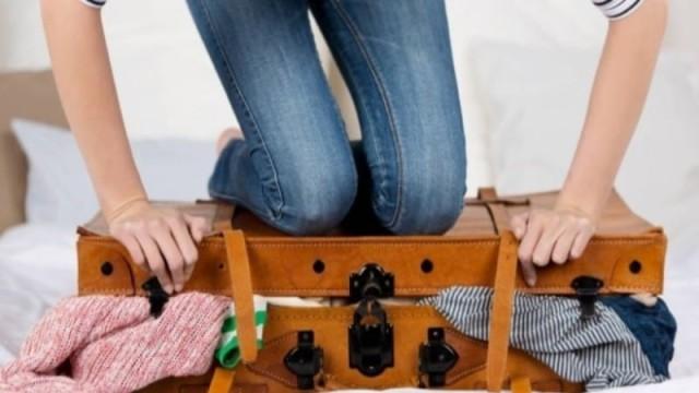 Πως να φτιάξετε τη βαλίτσα σας εύκολα εξοικονομώντας χώρο!