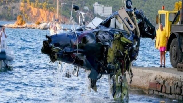 Τραγωδία στον Πόρο: Στην Ιταλία το «μαύρο κουτί» από τη συντριβή του ελικοπτέρου στον Πόρο!