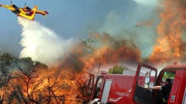 Μεγάλη προσοχή! Πολύ υψηλός ο κίνδυνος πυρκαγιάς για αύριο Σάββατο 24/08!