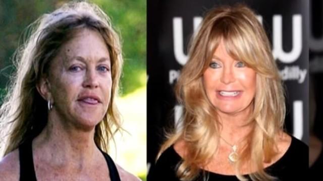 Θα τρομάξετε: 33 διάσημες σταρ του Χόλιγουντ χωρίς make up! (Video)