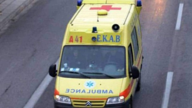 Κρήτη: Άντρας παρασύρθηκε από βαν στην εθνική οδός!