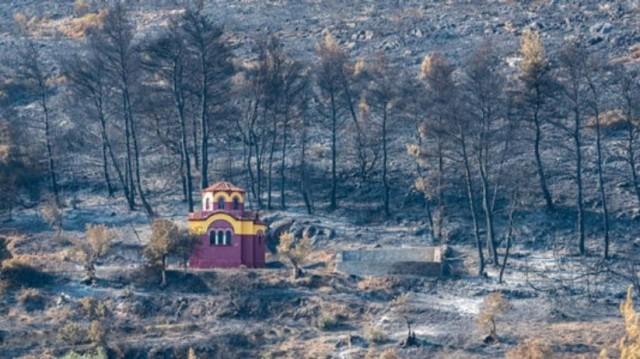 Φωτιά στην Εύβοια: Σε αντιφάσεις ο βασικός ύποπτος!