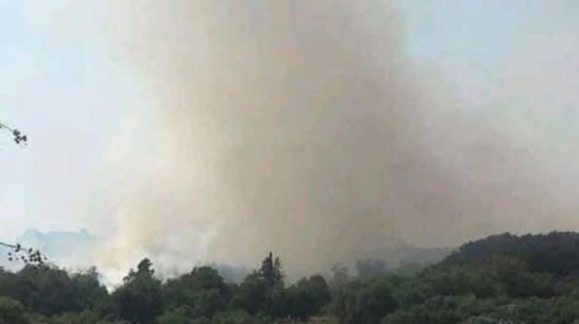 Μεγάλη φωτιά  στην Κέρκυρα: Εκκενώνονται 2 χωριά!