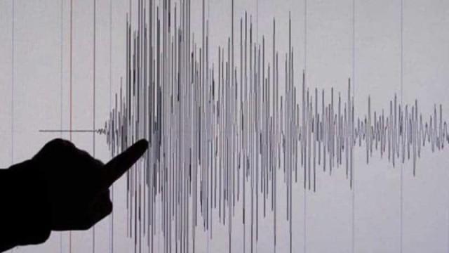 Σεισμός 3,7 Ρίχτερ στην Χαλκιδική!