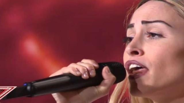 Χ-Factor: Τα λόγια του Γιώργου Θεοφάνους έκαναν μια διαγωνιζόμενη να δακρύσει! (Video)