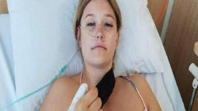Έτρωγε τα νύχια της και ανέπτυξε καρκίνο! Θα πάθετε πλάκα μόλις δείτε το χέρι της!