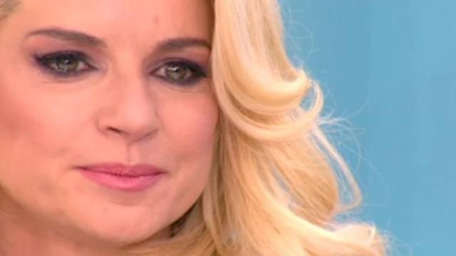 Δύσκολες ώρες για την Μαρία Μπεκατώρου: Αποκάλυψε το σοβαρό πρόβλημα!