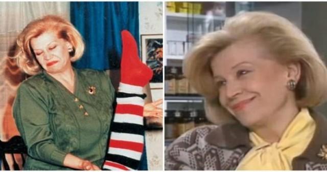 Κατερίνα Γιουλάκη: Σπάνια εμφάνιση της αγαπημένης ηθοποιού. Δείτε πώς είναι σήμερα στα 80 της!