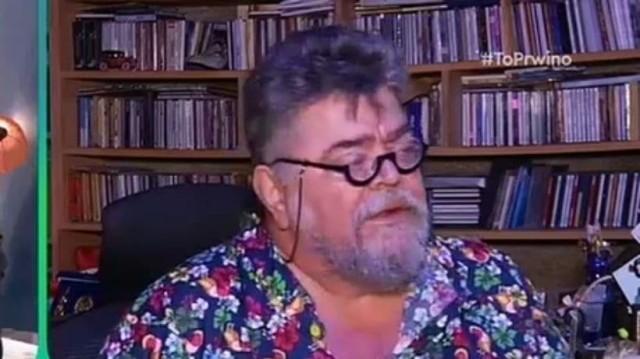 «Κόλαφος» ο Σταμάτης Κραουνάκης: Τι είπε για τον Γιώργο Νταλάρα, Ειρήνη Καζαριάν και την ραπ;  (Video)
