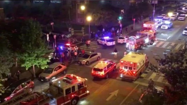 Πυροβολισμοί στην Ουάσινγκτον: Τουλάχιστον δύο νεκροί!
