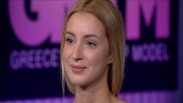 GNTM 2: Η αγιογράφος που «έσπασε τα δεσμά» και «ζωγράφισε» με το κόρμί της! (Video)