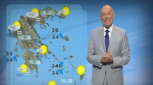 Καιρός: Συνεχίζεται η καλοκαιρία σε όλη την χώρα με λίγες τοπικές συννεφιές! (Video)