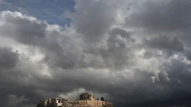 Καιρός: Συννεφιά και βροχές σήμερα!