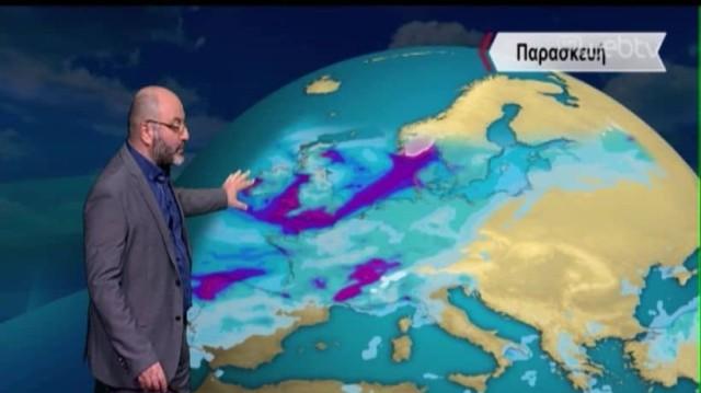 Καιρός: Αγνοείται το... φθινόπωρο! Η πρόγνωση του Σάκη Αρναούτογλου μέχρι και τις 26 Οκτώβρη! (Video)