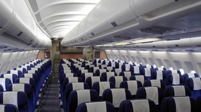 Αυτές είναι οι θέσεις που μπορείς να σωθείς αν πέσει το αεροπλάνο! (photos)