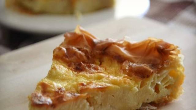 Τυρόπιτα – Πατσαβουρόπιτα: Η συνταγή που θα σε ξετρελάνει!