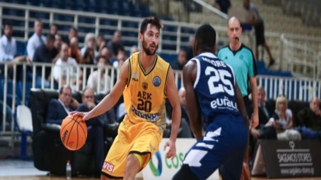 Basketball Champions League: Περίπατος για την ΑΕΚ με 100αρα κόντρα στην Ορτέζ!