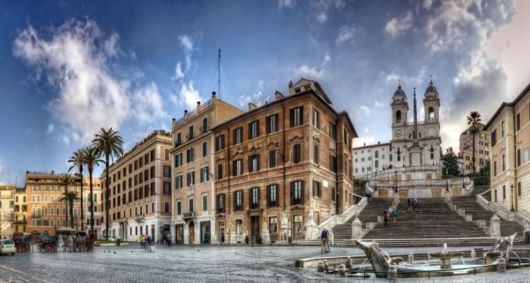 Ρώμη: Ψάξαμε 9 ξενοδοχεία για κάθε τύπο ταξιδιώτη! (photos)