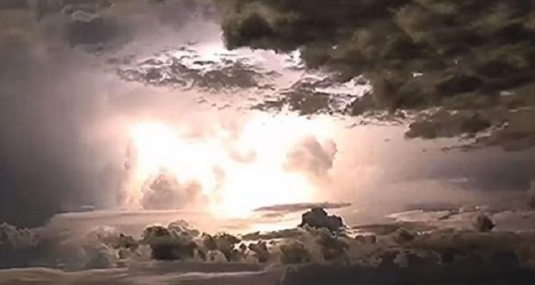 Απίστευτες εικόνες: Η εντυπωσιακή ηλεκτρική καταιγίδα της Αυστραλίας! (Video)