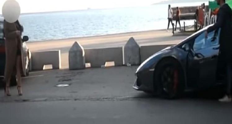 Βόλος: Του έριξε... χυλόπιτα μέχρι που είδε τι αυτοκίνητο οδηγούσε! (video)