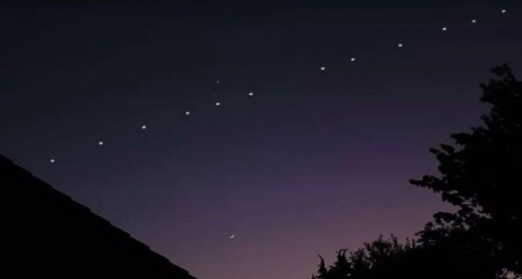 Έλον Μασκ: Οι δορυφόροι του προκάλεσαν αναστάτωση στην Ελλάδα - Η εξήγηση για τις φωτεινές κουκίδες στο νυχτερινό ουρανό (Video)