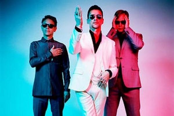 Οι Depeche Mode στο Terra Vibe Park!