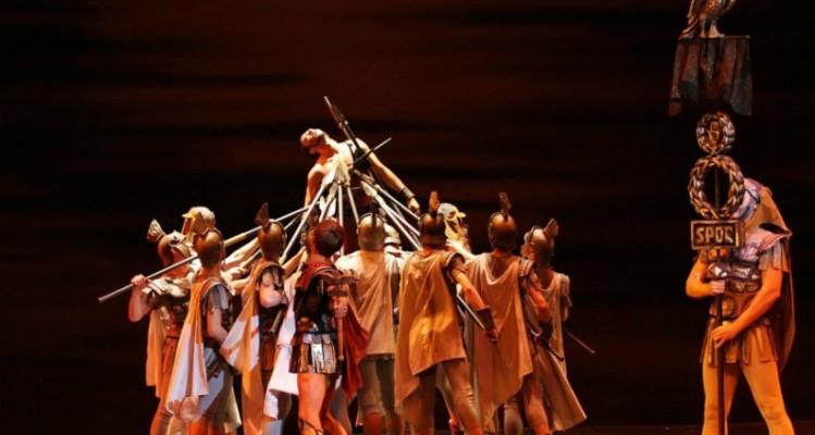 """""""Σπάρτακος"""" Grigorovich Ballet Theatre of Russia"""