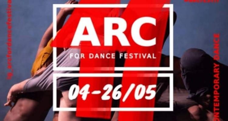 Arc for dance festival στο θέατρο Κιβωτός!