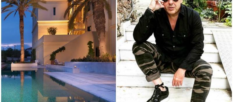 Σπέτσες: Το αριστοκρατικό ξενοδοχείο που εντυπωσίασε τον Τάσο Δούση