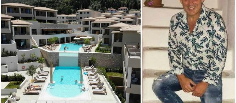 """Λευκάδα: Το παραδεισένιο ξενοδοχείο που """"μάγεψε"""" τον Τάσο Δούση - Το προτείνει ανεπιφύλακτα"""