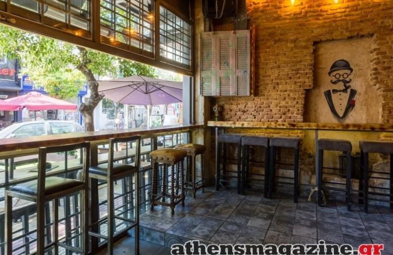 Το ψαγμένο cocktail bar στο Αιγάλεω που ικανοποιεί και τους πιο απαιτητικούς θαμώνες!