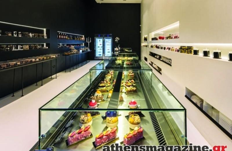 Το πανέμορφο boutique pastry shop στη Γλυφάδα, με καθημερινά γλυκά... a la carte!
