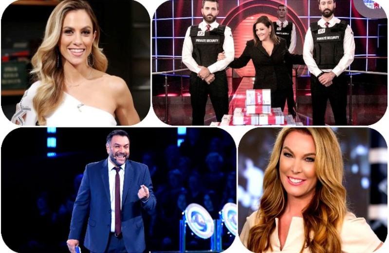"""Τέλος εποχής στην ελληνική τηλεόραση: Οι 7 εκπομπές που """"κόβονται"""" οριστικά!"""