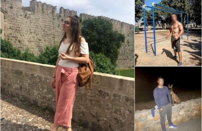 Έγκλημα στη Ρόδο: Στο ίδιο κελί οι δύο κατηγορούμενοι για τη δολοφονία της φοιτήτριας!