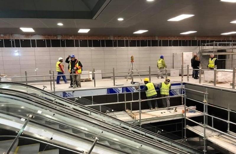 Ο πρώτος σταθμός του Μετρό της Θεσσαλονίκης είναι γεγονός! (photos)