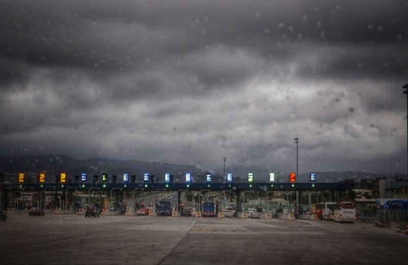 Έκτακτο δελτίο επιδείνωσης καιρού: Βροχές καταιγίδες και χαλάζι!