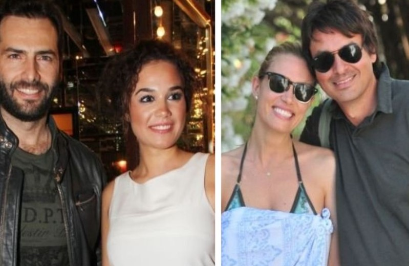 8 διάσημα ζευγάρια της ελληνικής showbiz που κανείς δεν θυμάται σήμερα ότι ήταν μαζί!