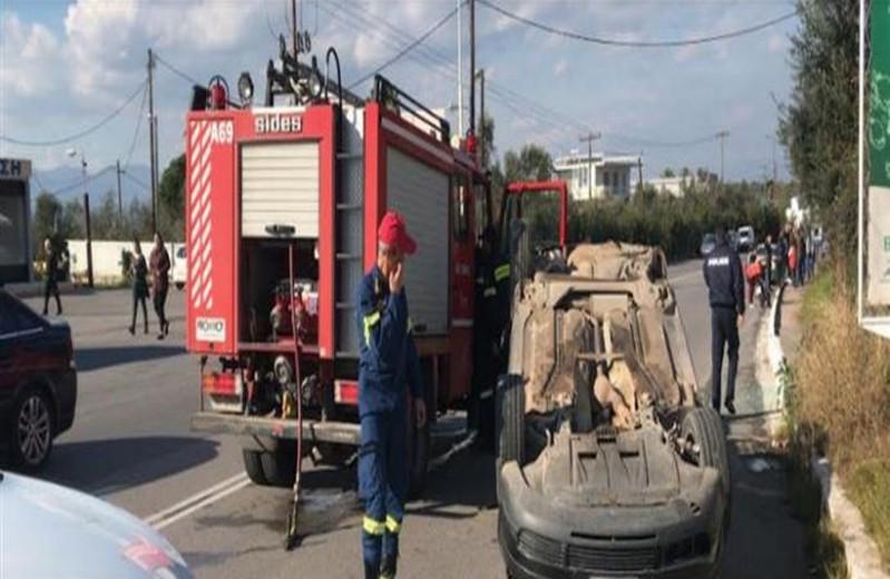 Ρομά ο οδηγός του ΙΧ που σκότωσε τον μαθητή έξω από την Καλαμάτα!
