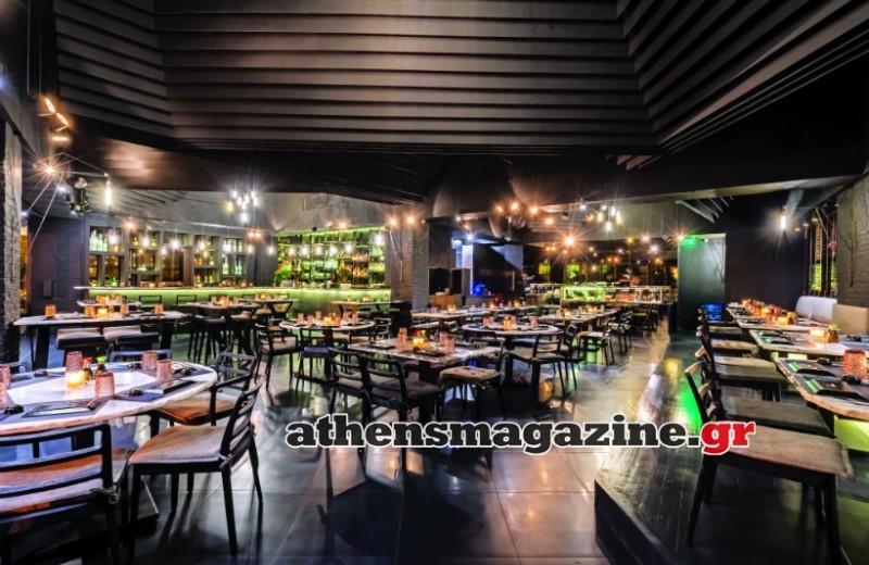 Το top food destination για τους απανταχού sushi lovers στην Κηφισιά!
