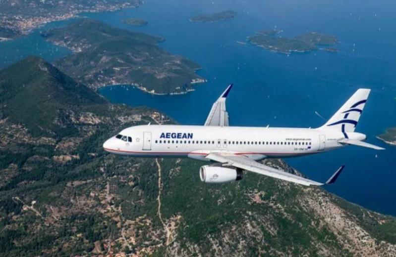Τρελάθηκε η Aegean: Τρομερή προσφορά για 3 κορυφαίους προορισμούς του εξωτερικού!